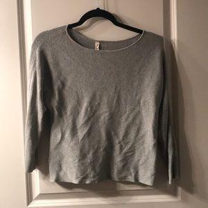 Grey Wishlist Sweater Size M-Fits like Small